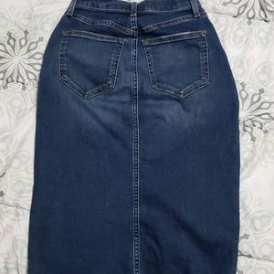 Abercrombie & Fitch Skirts - Abercrombie & Fitch Denim Skirt